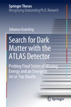 Search For Dark Matter With The ATLAS Detector