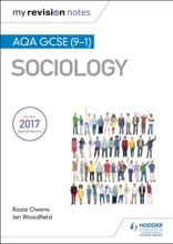 My Revision Notes: AQA GCSE (9-1) Sociology