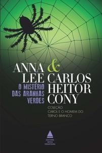 O mistério das aranhas verdes Book Cover