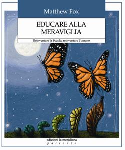 Educare alla meraviglia Copertina del libro