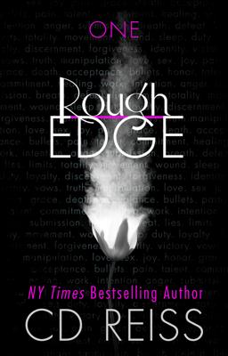 Rough Edge - CD Reiss book