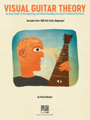 Visual Guitar Theory Book Cover