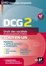 Dcg 2 Droit Des Soci T S Et Autres Groupements D Affaires Manuel Et Applications 10e Dition