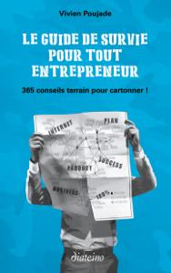 Le guide de survie pour tout entrepreneur La couverture du livre martien