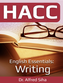 English Essentials: Writing