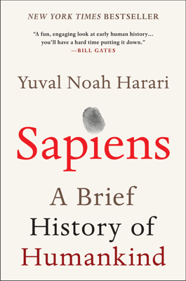 Yuval Noah Harari - Sapiens book