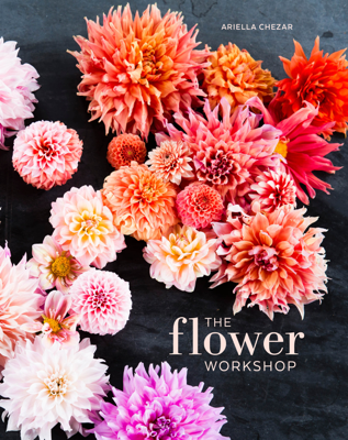 The Flower Workshop - Ariella Chezar & Julie Michaels book