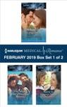 Harlequin Medical Romance February 2019 - Box Set 1 Of 2