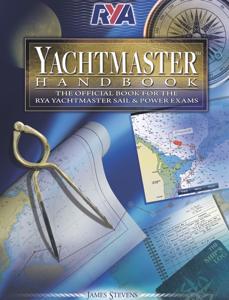 RYA Yachtmaster Handbook (E-G70) La couverture du livre martien