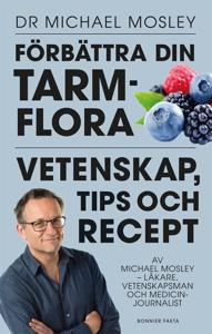 Förbättra din tarmflora Cover Book
