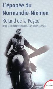 L'épopée du Normandie-Niémen La couverture du livre martien