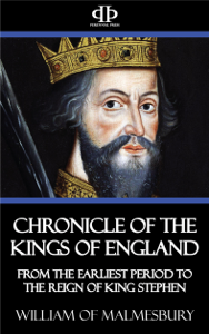 Chronicle of the Kings of England Copertina del libro