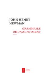 Grammaire de l'assentiment