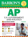 Barrons AP US Government And Politics With Online Tests