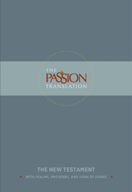 The Passion Translation New Testament (2nd Edition) book