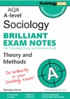AQA Sociology Brilliant Exam Notes Theory And Methods A-level Year 2