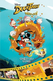 Disney DuckTales: Woo-oo! Cinestory Comic - Disney
