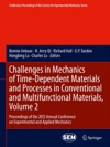 Challenges In Mechanics Of Time-Dependent Materials And Processes In Conventional And Multifunctional Materials Volume 2
