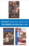 Harlequin Special Edition December 2018 - Box Set 1 Of 2