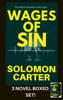 Solomon Carter - Wages of Sin: Private Investigator Crime Thriller Boxed Set artwork