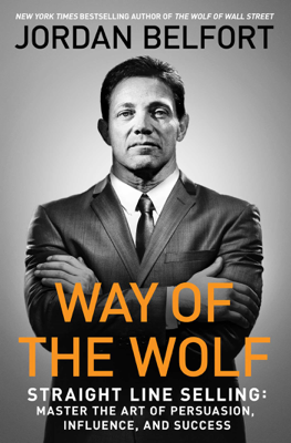 Way of the Wolf - Jordan Belfort book
