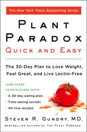 Plant Paradox Quick and Easy PDF Download