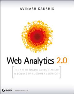 Web Analytics 2.0 Boekomslag