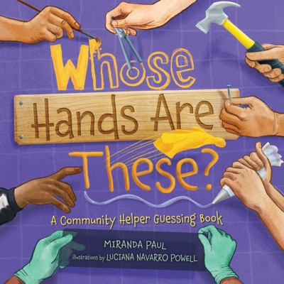 Whose Hands Are These?