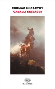 Cavalli selvaggi Copertina del libro