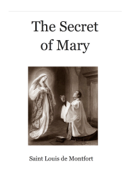 The Secret of Mary
