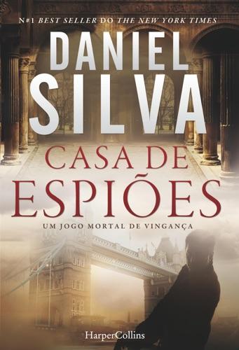Daniel Silva - Casa de espiões