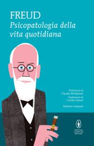 Psicopatologia della vita quotidiana Copertina del libro