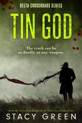 Tin God (Delta Crossroads Mystery Romance) book cover