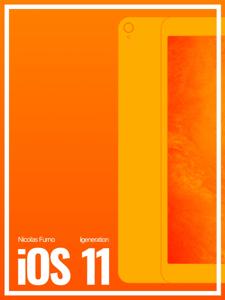 iOS 11 La couverture du livre martien