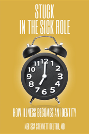 STUCK In the Sick Role book