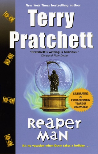 Terry Pratchett - Reaper Man