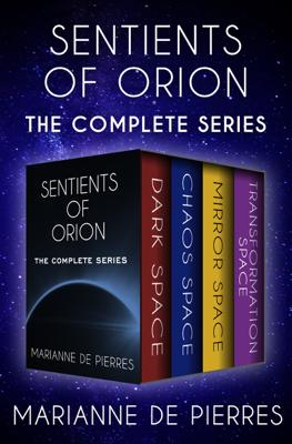 Marianne de Pierres - Sentients of Orion book