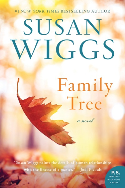 Family Tree - Susan Wiggs book cover
