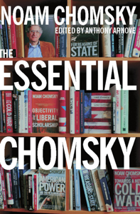 The Essential Chomsky Book Cover