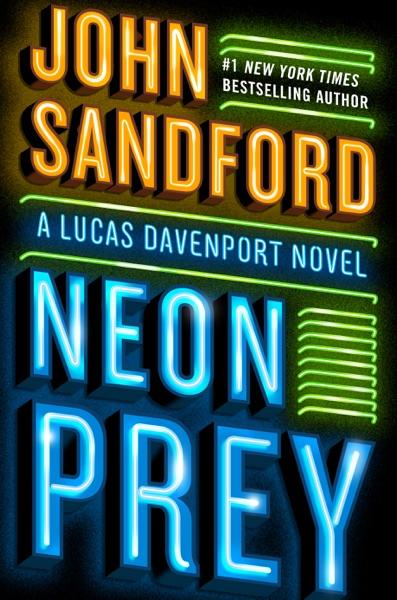 Neon Prey - John Sandford book cover