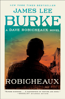 James Lee Burke - Robicheaux book