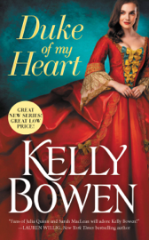 Duke of My Heart book