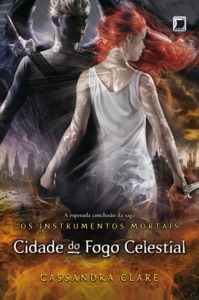 Cidade do fogo celestial Book Cover