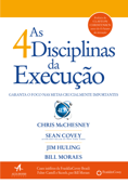 As 4 Disciplinas da Execução Book Cover