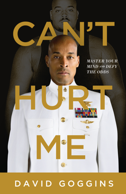 Can't Hurt Me - David Goggins book