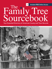 The Family Tree Sourcebook book
