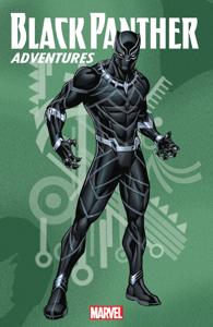 Black Panther Adventures Boekomslag