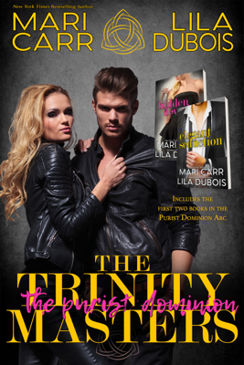 Mari Carr - Trinity Masters book