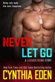 Never Let Go - Cynthia Eden book summary