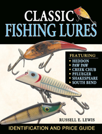 Classic Fishing Lures book
